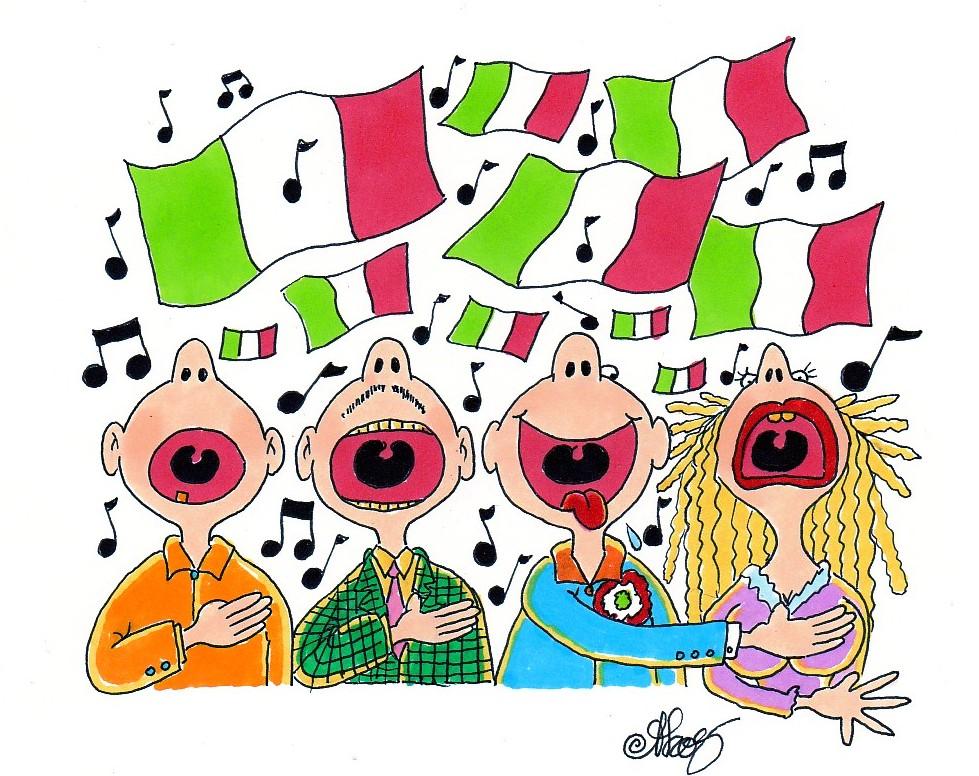 4 - il canto degli italiani