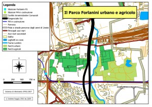 9 Parco Forlanini GIS