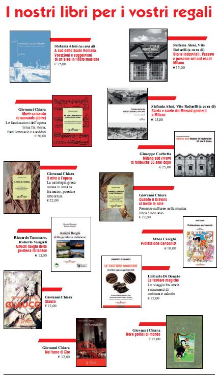 Il nostro catalogo